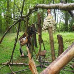 Wald-Klangobjekt