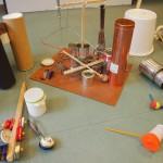 diverse Instrumente