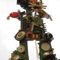 Auseinanderbauwerkstatt: Roboter