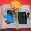 Baden im Buch