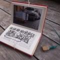 Laptop aus Buch