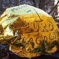 Der Rettungsfolie-Ballon