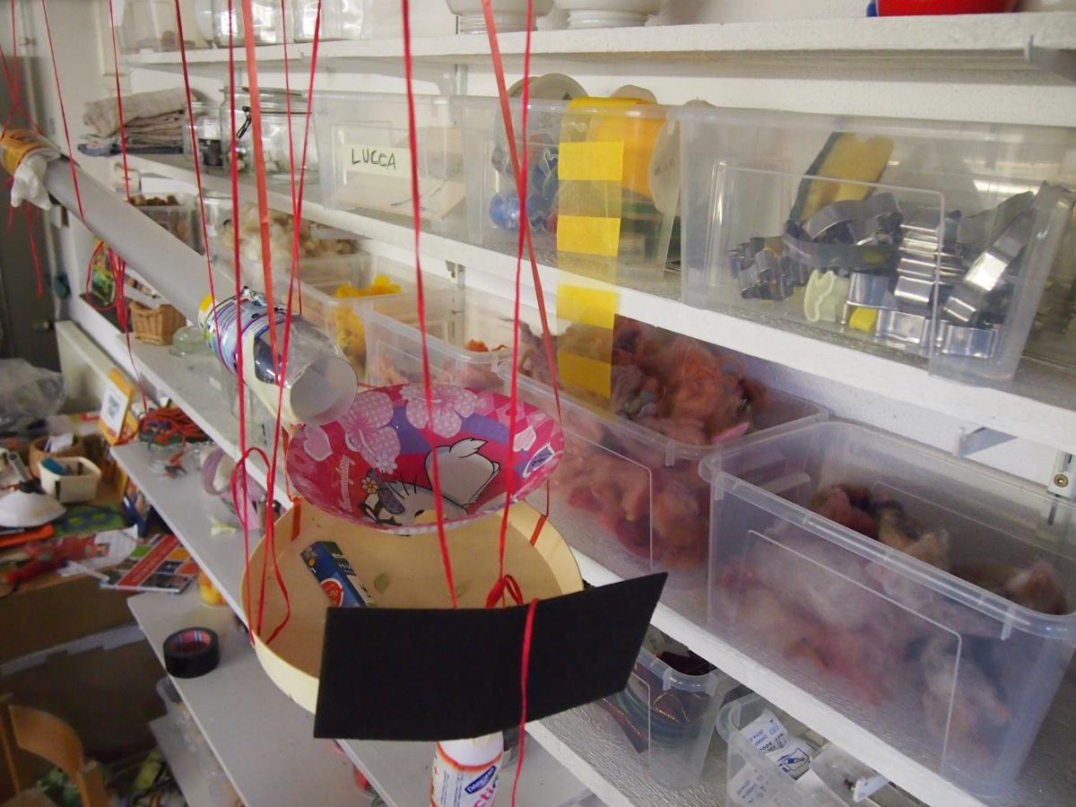 Raum für Erfinder-Kinder: Wie richte ich eine Kindergarten-Werkstatt ein?